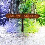Q104:失敗に落胆しなさるな。失敗に打ち勝たねばならぬ。
